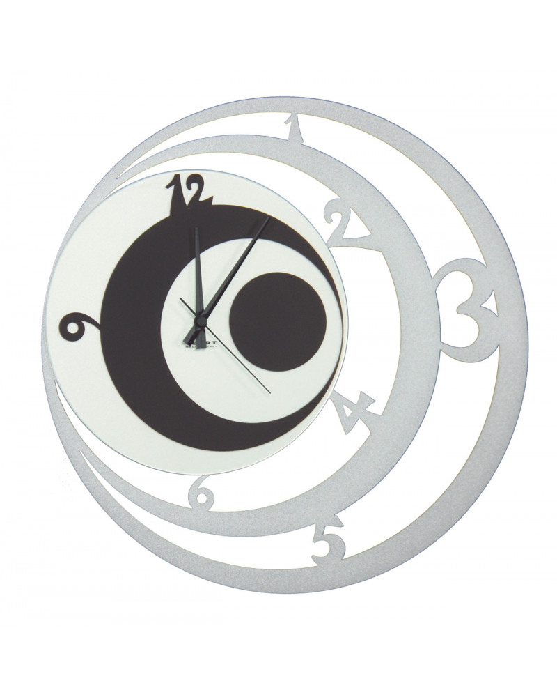 Orologio da parete moderno Cerchi
