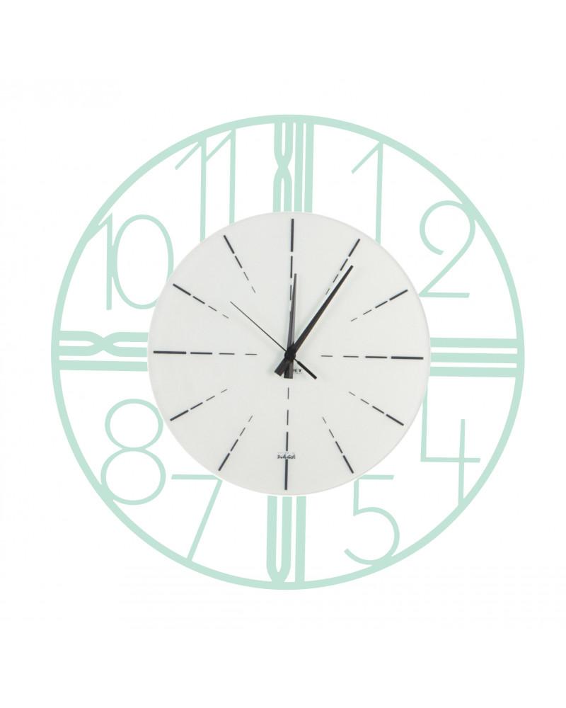 Orologio da parete Astro colore tiffany