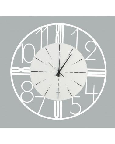 Orologio da parete Astro colore bianco