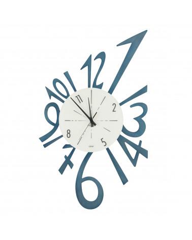 orologio da parete moderno numerico piccolo