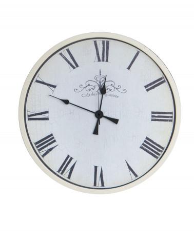 orologio da parete vintage Cafe de Marguerites