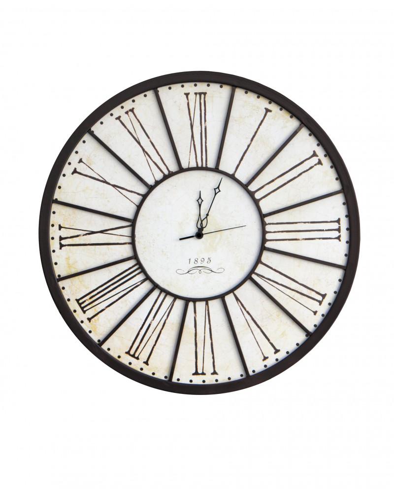 orologio da parete vintage stazione 60 cm