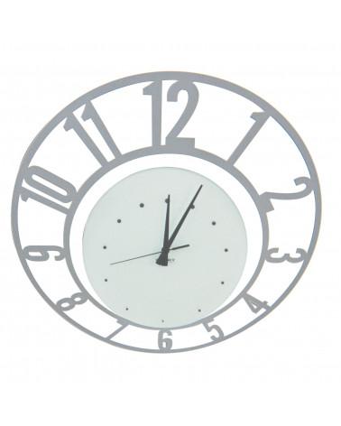 Orologio da parete Pietro colore argento
