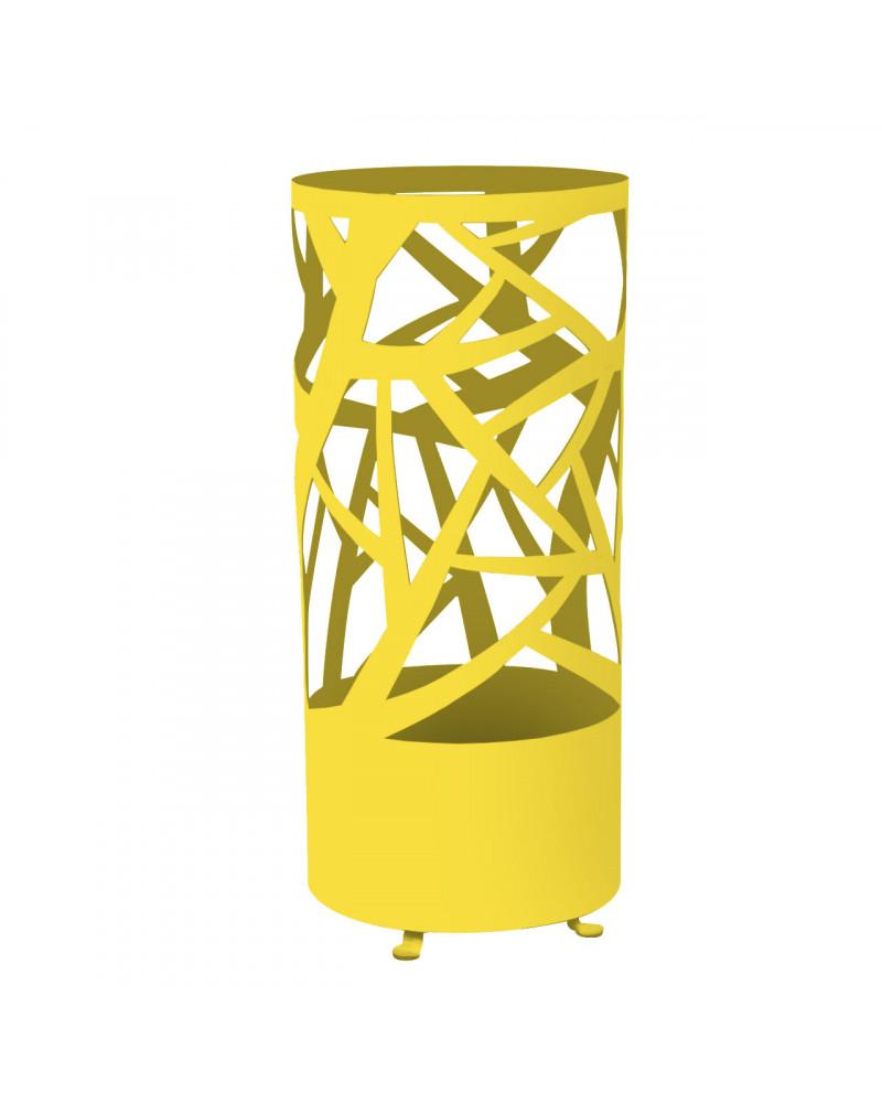 portaombrelli design autunno colore giallo