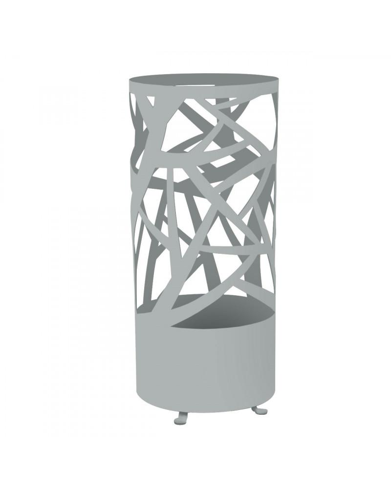portaombrelli design autunno colore argento