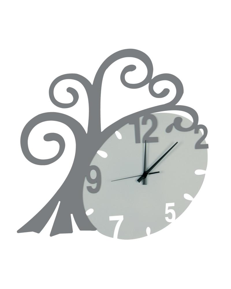nuovo orologio da parete Albero vita colore ghisa