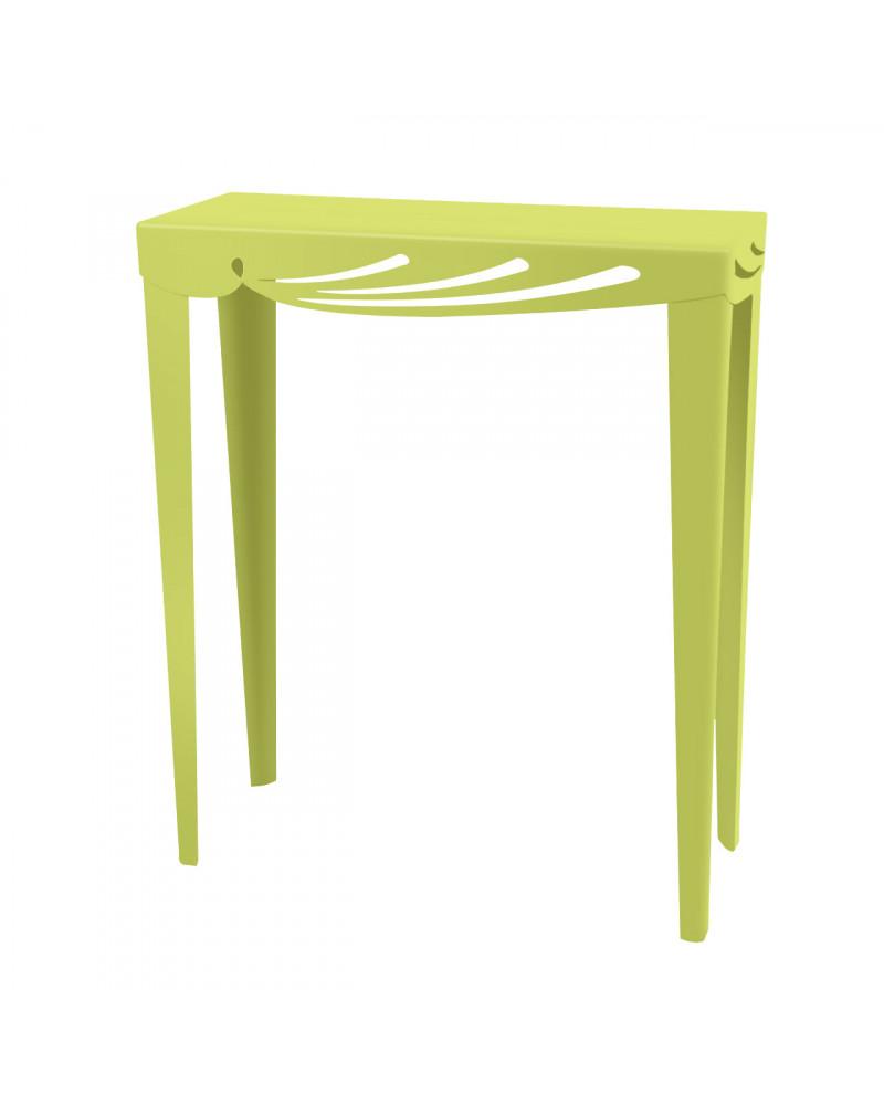 consolle ingresso design moderno colore verde