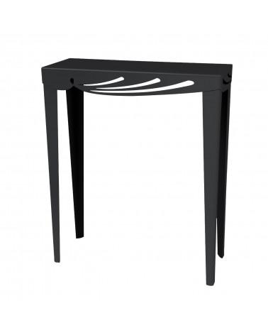 consolle ingresso design moderno colore nero