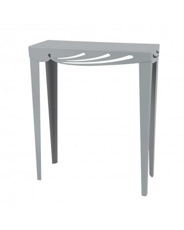 consolle ingresso design moderno colore argento