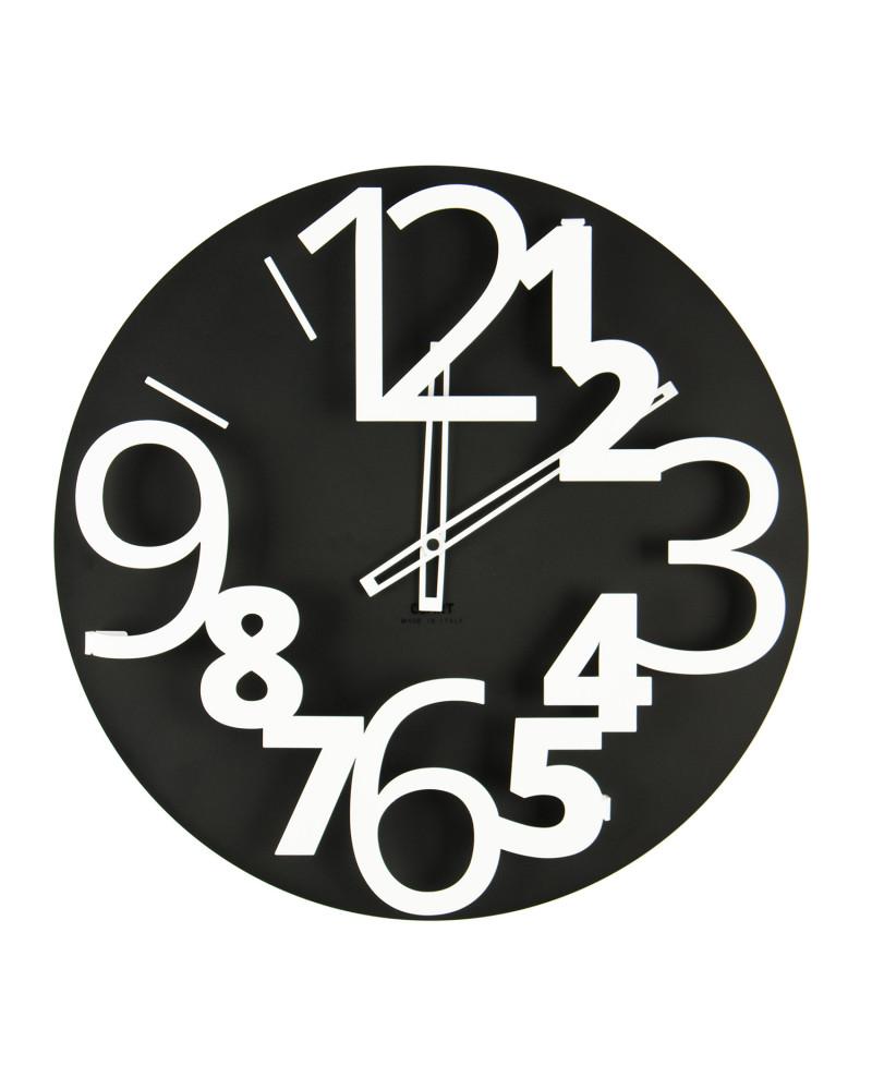 Orologio da parete Arabo colore nero