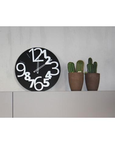 Orologio da parete Arabo colore nero ambientato