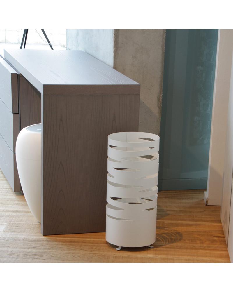 portaombrelli design bianco