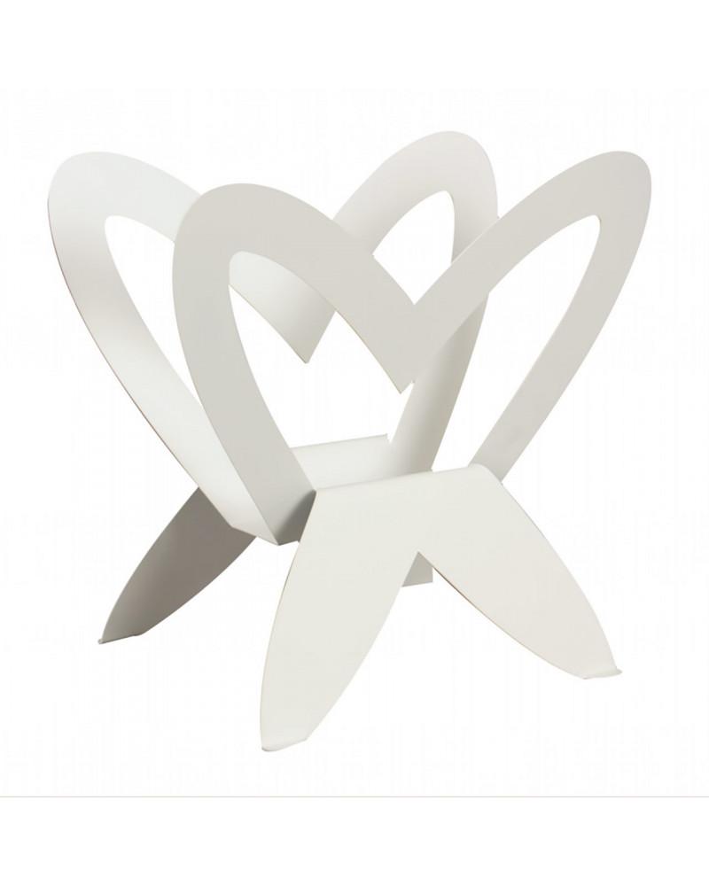 Portariviste design moderno farfalla
