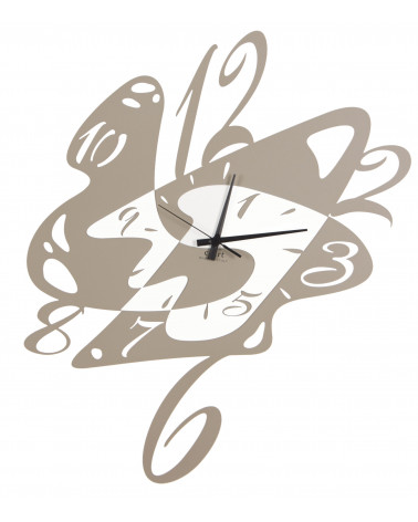 Orologio da parete moderno Macchia