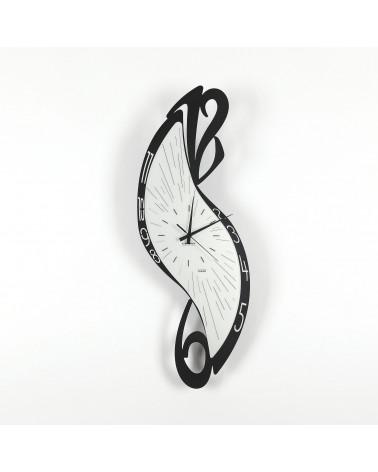 Orologio da parete particolare Spruzzo