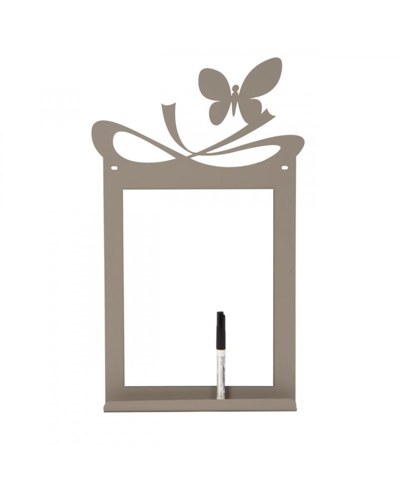 Lavagna Farfalla con pennarello