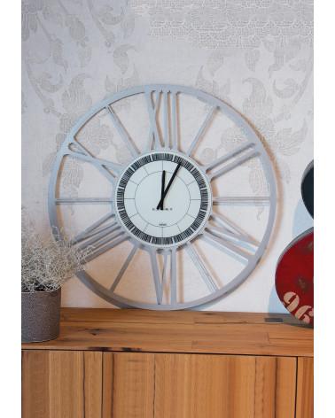 Orologio da parete grande moderno Ruota