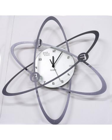 orologio da parete Atomo colore ghisa