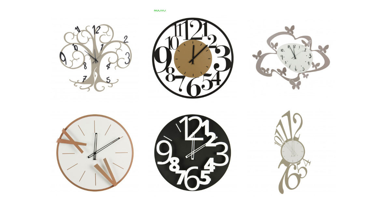 Orologi da parete cucina: scopri tutti i modelli made in Italy Ceart