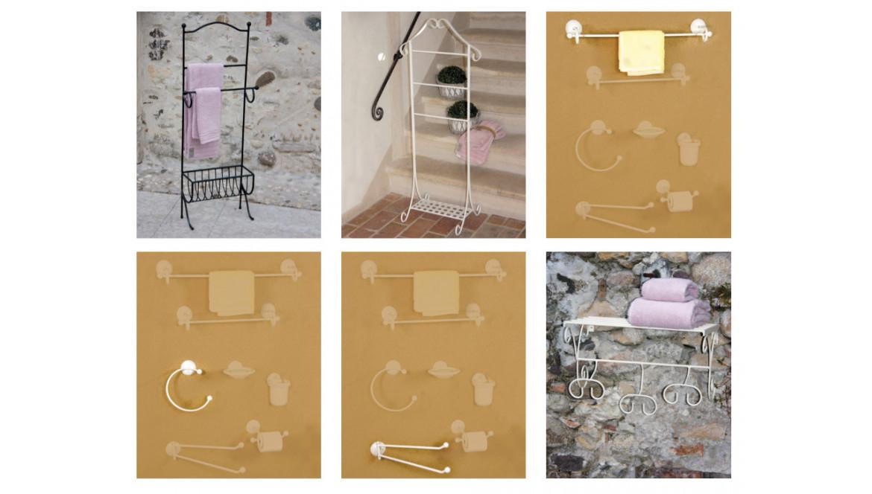 Porta asciugamani in ferro da bagno - scopri la gamma completa realizzata in italia da Ceart